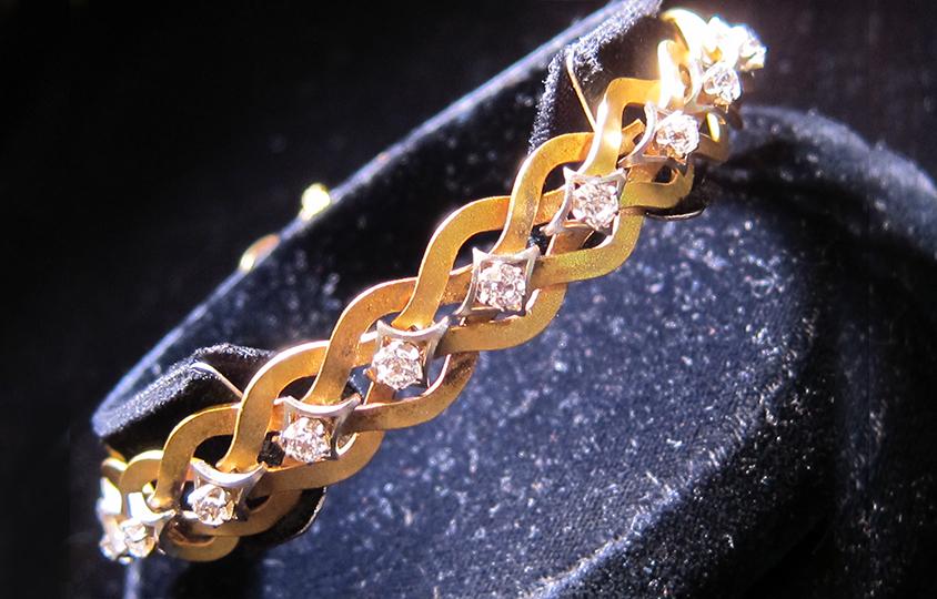 platinum-diamond-3cts-bracelet chicago