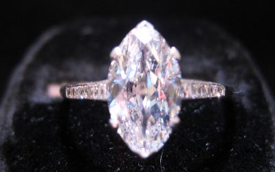 victorian engagement rings chicago