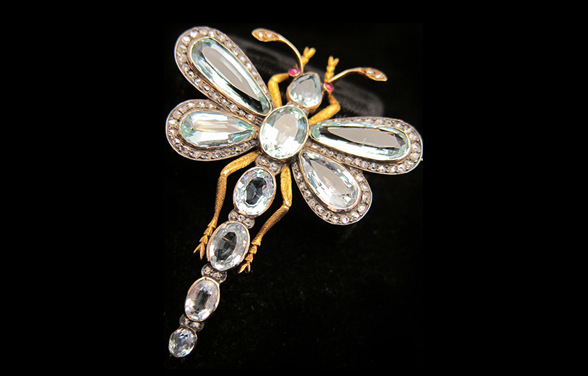 butterfly brooch chicago