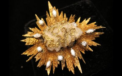diamond brooch Chicago