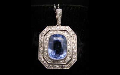 Diamond Chain Pendal chicago