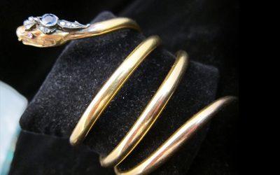 Snake Ring Chicago