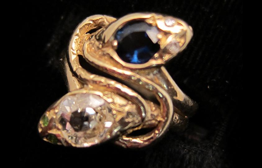 Snake Shape Ring Chicago