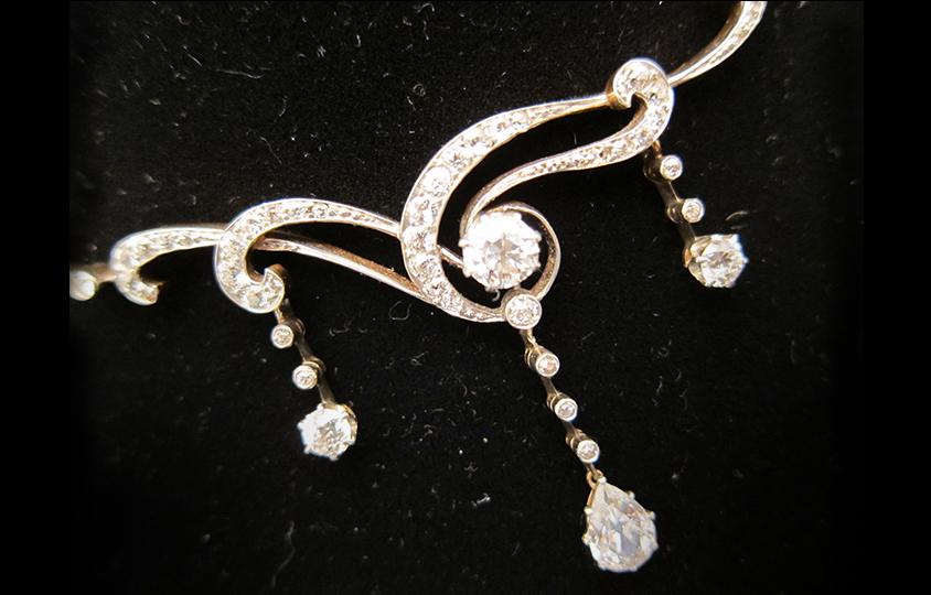 Drop Necklace Chicago