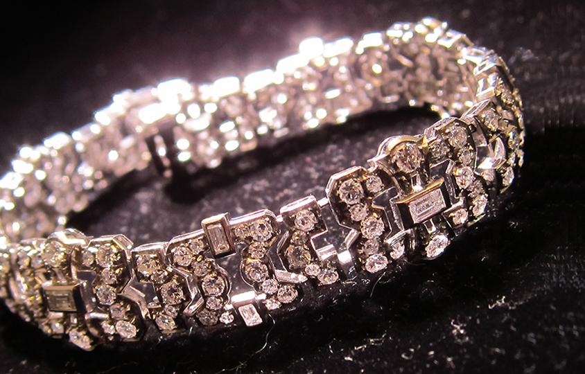 cuts-of-diamonds bracelets chicago
