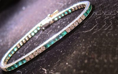 line bracelet signed tiffany Chicago