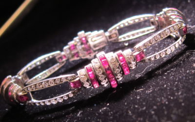 lozenge-link-bracelet-french-hallmarked