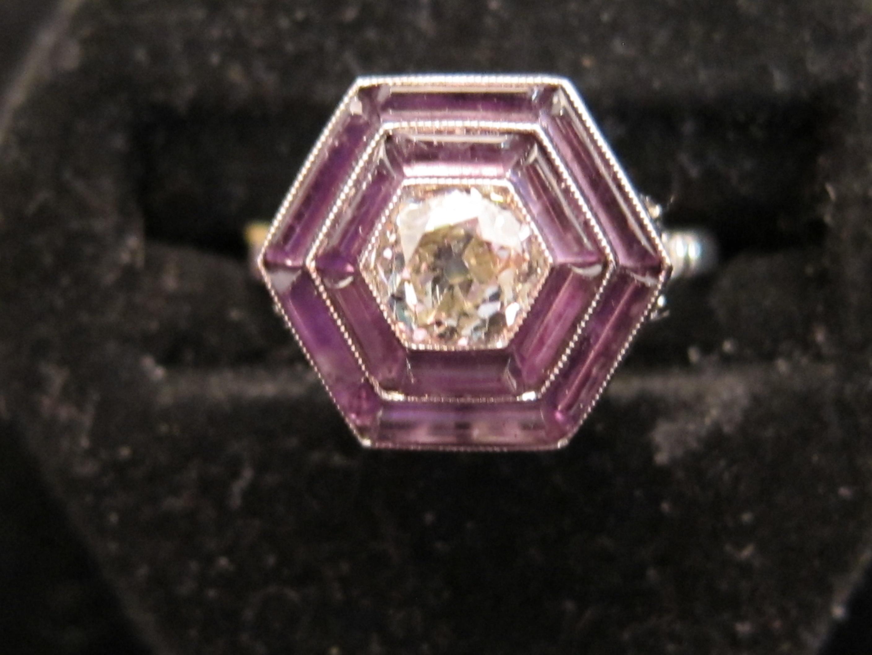 Diamond Engagement Ring Chicago