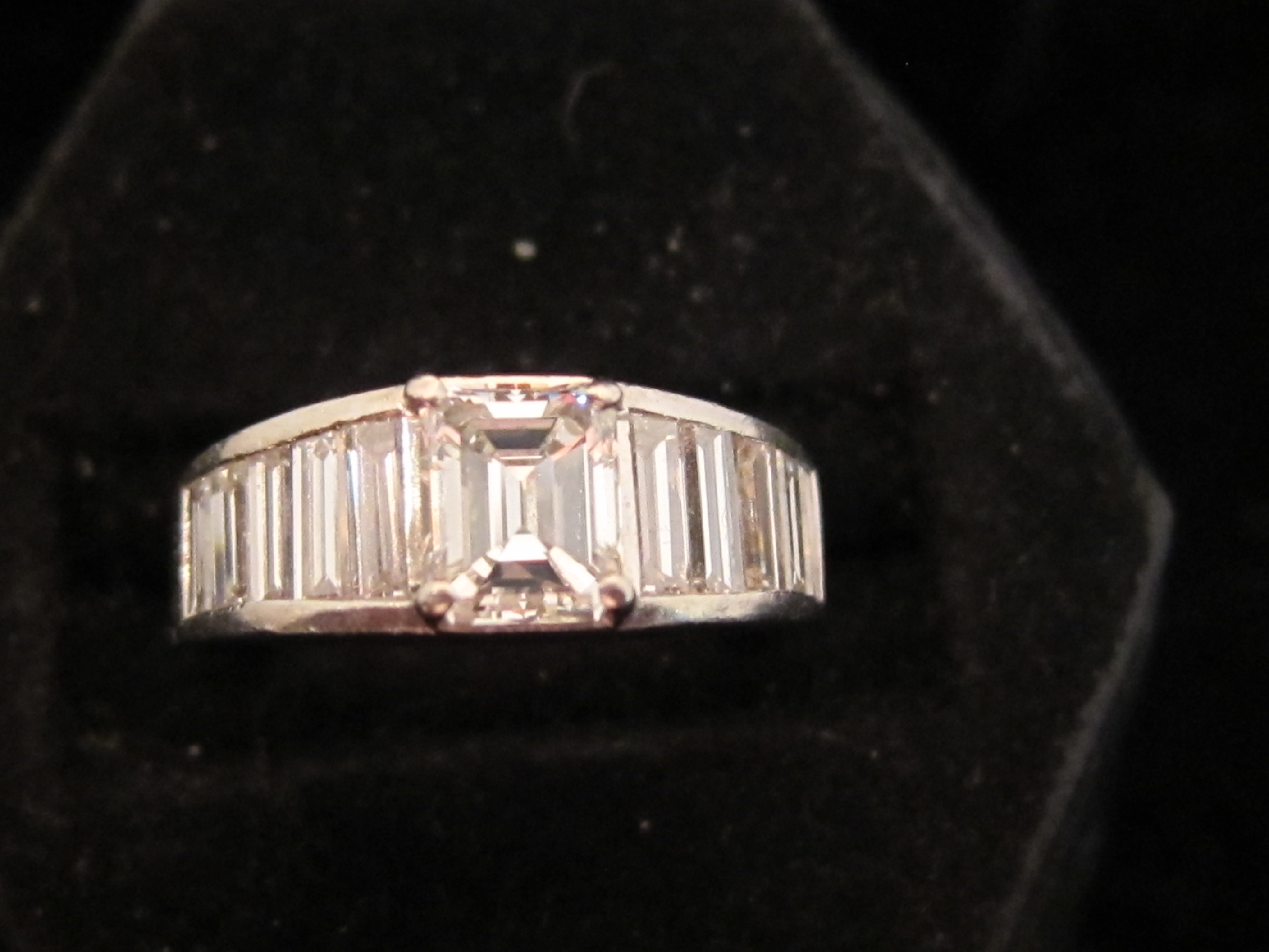 Diamond Engagement Ring Chicago