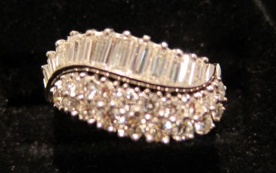 Art Deco Cocktail Rings Chicago