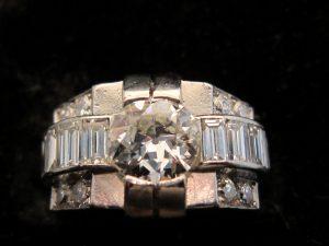 Long Baguette Diamond