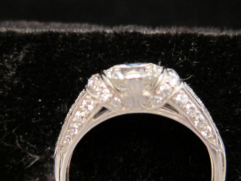 Antique Diamond Rings Chicago