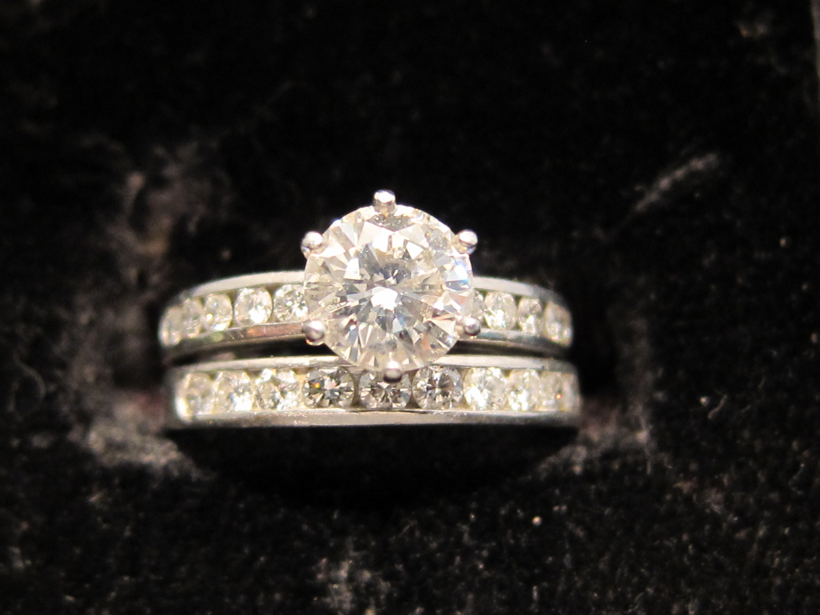 Antique Engagement Rings Chicago