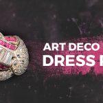 Art Deco Dress Rings Chicago