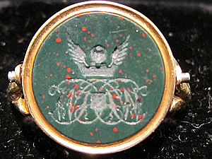 Swivel Intaglio (Wife)