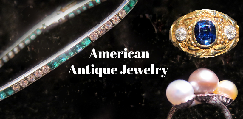 American Antique Jewelry