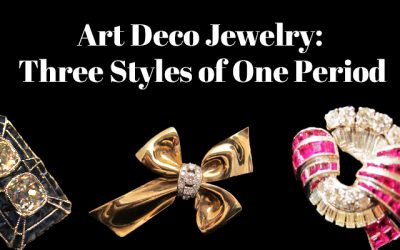 Art Deco Jewelry Chicago
