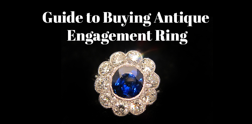 Antique Engagement Ring Chicago