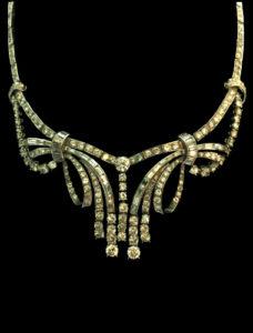 Antique Necklaces Chicago