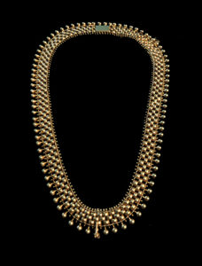 Antique Victorian Gold Collar Chicago