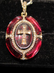 central Diamond Cross