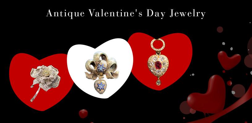 valentines day jewelry